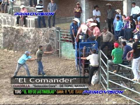 MONTA T= El  Rey de las tinieblas    J=  EL COMANDER  Sto . Tomás Jal.  9-11-2011 PRIMOVISION.wmv