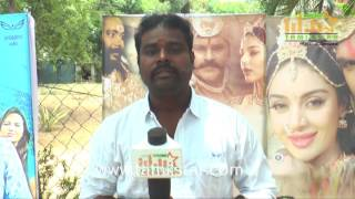 Thanga Durai At Thagadu Movie Team Interview
