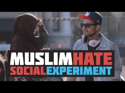 Muslim Hate In Australia | Social Experiment video