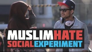 MUSLIM HATE IN AUSTRALIA | SOCIAL EXPERIMENT { MUST WATCH }