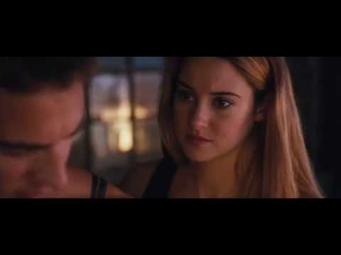 Kate Winslet & Shailene Woodley- Divergent Movie(2014) - Hot Scenes Hd video