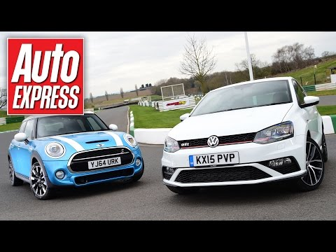 New VW Polo GTI vs MINI Cooper S: hot-hatch showdown