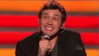 Watch Phillip Phillips In The Midnight Hour video