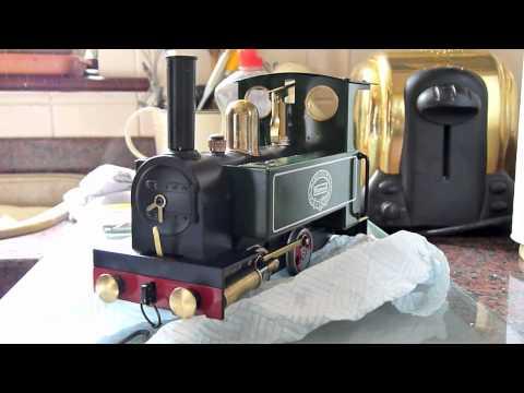 Mamod Live Steam train Set