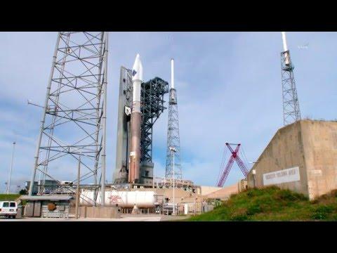 VIDEO: Une fusée décolle en 4K