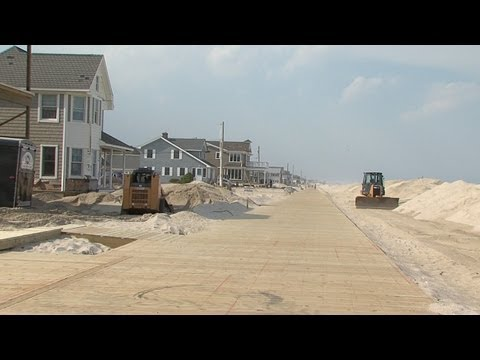 Rebuilding After Sandy's Wrath