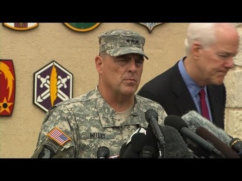 US army reveals identity of Ft Hood shooter