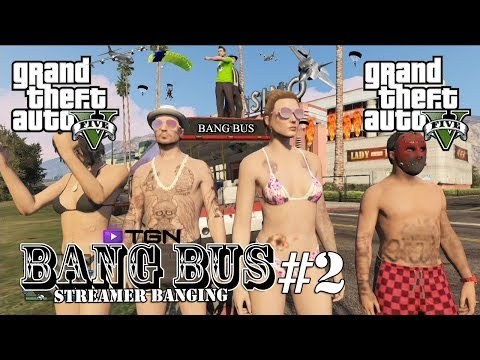 Gta 5 Online gta V Online Bang Bus #2 Sb  Gameplay Livestream [hd] video