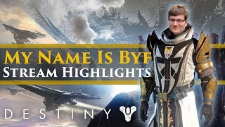 The Best of Byf! My Name Is Byf