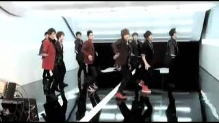 ss501- love like this (coreografia)