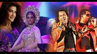 bathiya santhush and jacqueline fernandez amazing performance