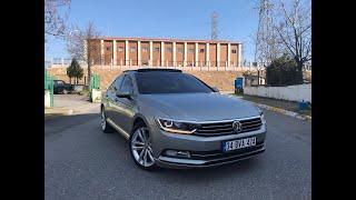 EN DOLU PASSATLARDAN BİRİNİ İNCELEDİM | VW PASSAT 1.6 TDI 120 HP DSG HIGHLINE İNCELEMESİ