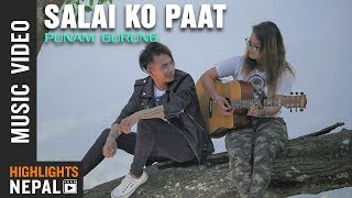 Salai Ko Paat By Punam Gurung (Shreya) Ft. Jeetu Shresth | New Nepali Lok Pop Song 2018