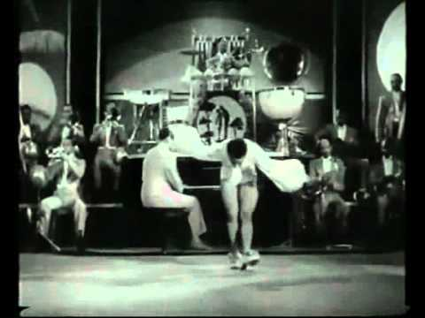 Cotton Club Dancers Bessie Dudley and Florence Hill are dancing like crazy!