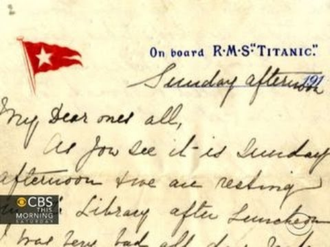 How much is a piece of Titanic history worth?