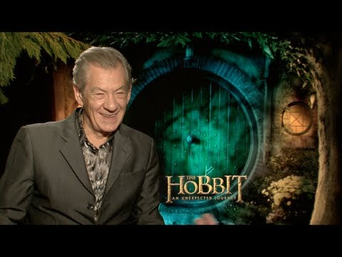 THE HOBBIT Interviews: Martin Freeman, Ian McKellen, Andy Serkis and Richard Armitage