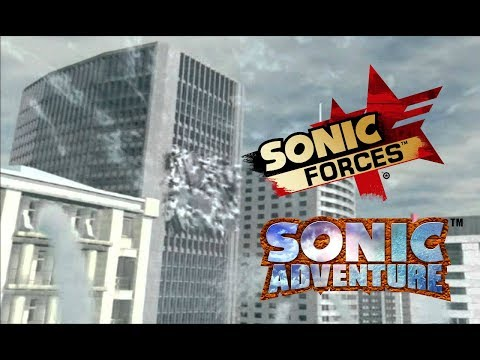 Sonic Adventure Intro But With Sonic Forces Fist Bump