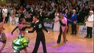GOC 2009 Professionals Latin  Final Rumba