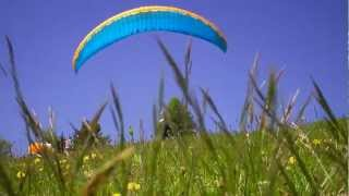 Paragliding Switzerland Mauborget -101 takeoffs