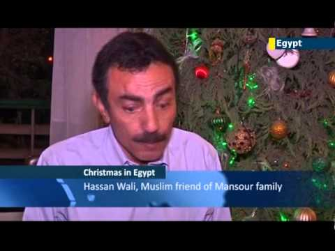 Egypt's Coptic Christians celebrate Christmas amid high security and mounting optimism