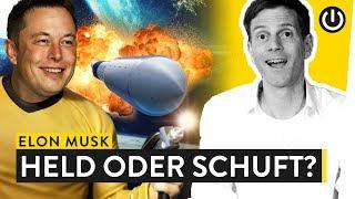 Elon Musk - Wie tickt der Tesla-Milliardär? | WALULYSE
