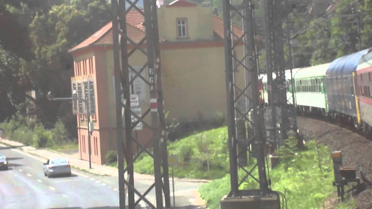 Germany dresden to prague czech republic travel by for Dresden to prague train