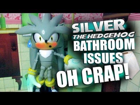 Silver The Hedgehog - Oh Crap!