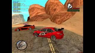 GTA San Andreas - Tokyo Drift
