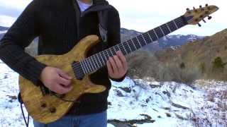 INSTRUMOODY - Instrumental Progressive Rock Song & Music [GUITAR PLAYTHROUGH]