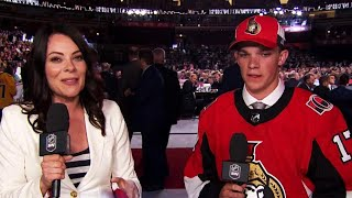 Shane Bowers takes unconventional route to NHL