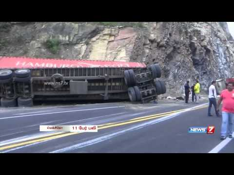 Nine students are among 11 killed in Mexico trailer crash | World | News7 Tamil |