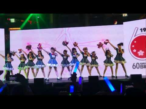 Akb48 team8  - (Yume e no Route) [fancam] [2016-12-04]