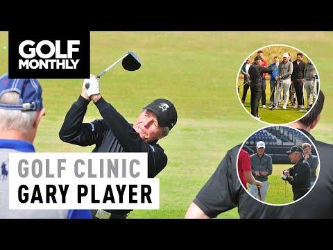 Gary Player Golf Clinic - 2017