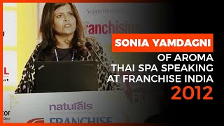 Sonia Yamdagni of Aroma Thai Spa