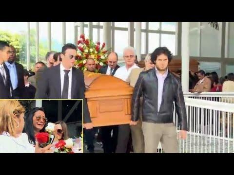 Funeral Monica Spear entierro en Caracas. Ultimo Adios a monica spear [MUY TRISTE]