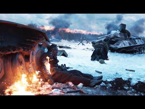 Т-34 - Официальный трейлер (HD) / T-34 — Official Trailer (ENG subs)