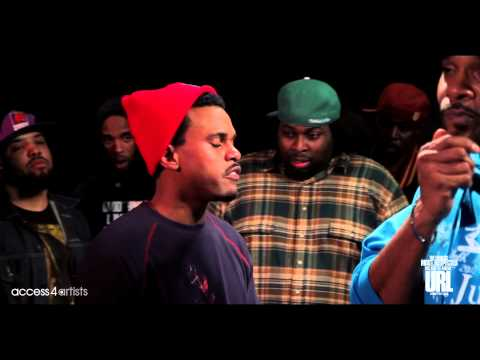 SMACK/ URL PRESENTS MATH HOFFA vs DOSE (Full Battle)