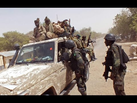 Flashback: Boko Haram Kidnaps Nigerian Girls
