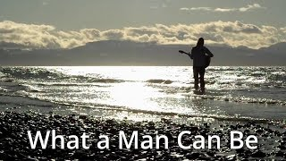 What a Man Can Be — Solaris
