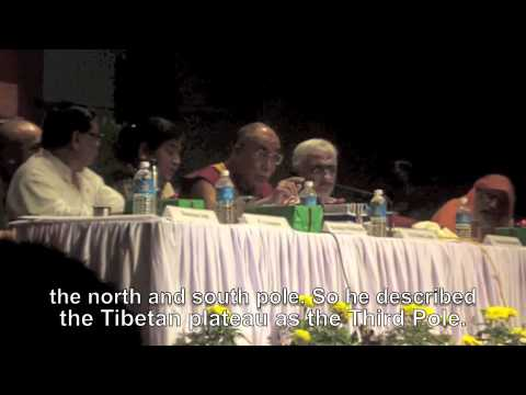 The Dalai Lama on climate change in India