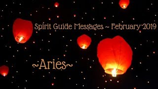 Aries ~ Your Charm can Melt the Haters! ~ Spirit Messages Feb 2019