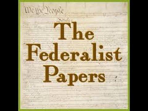 Federalist Essays Authors