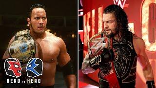 Attitude Era vs. Current Era: WWE Head to Head