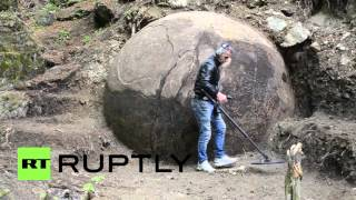Bosnia and Herzegovina: Is this the oldest stone sphere even carved by humans?