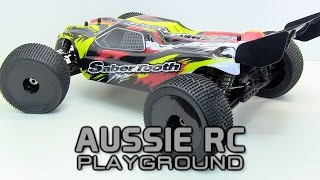 Review: Hobby King Basher SaberTooth 1/8 Scale 4WD Truggy
