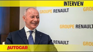 Thierry Bollore - CEO Groupe Renault | Interview | Autocar India