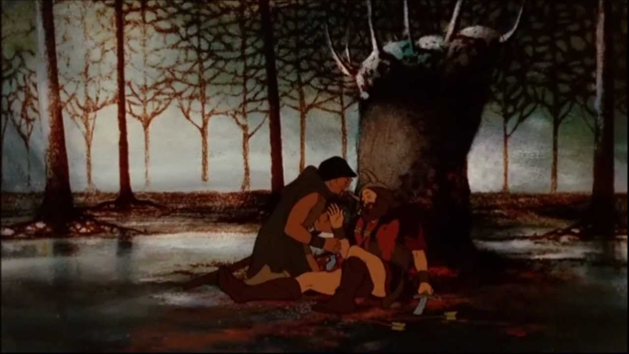 Lord Of The Rings Cartoon Full Movie Youtube
