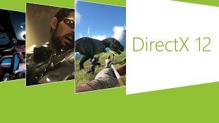 Zehn Spiele für DirectX 12 - Diese Spiele unterstützen die neue Schnittstelle.