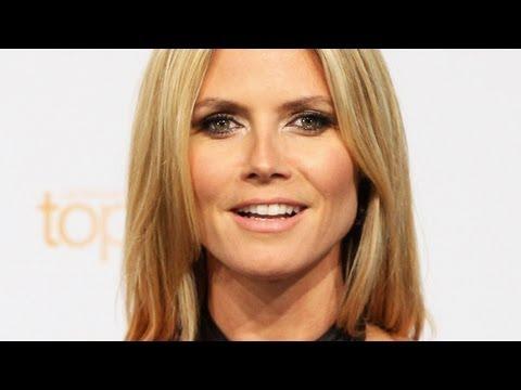 Was Sie noch nicht über Heidi Klum wussten