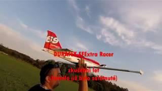 DURAFLY EFExtra Racer letový tet